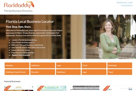 FloriDaddy Business Directory