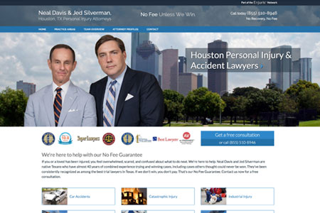 Houston, TX Personal Injury Attorneys