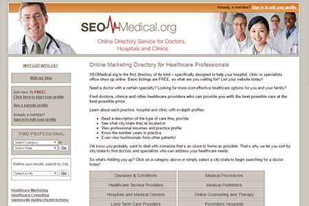 SEO Medical.org